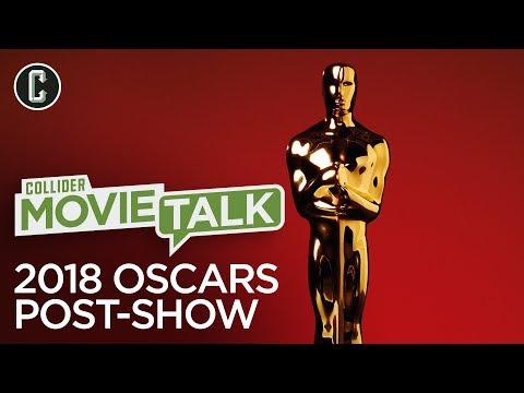 2018 Oscars Live Post-Show: 'The Shape of Water' Wins Best P