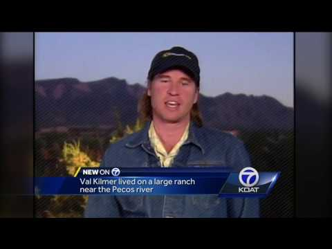 Val Kilmer Living In and Loving New Mexico