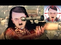 Sniper Elite 4 : How To Assassinate The Fuhrer in 3 Minutes [PC Gameplay]