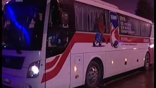 Французские хоккеисты прилетели в Челябинск, чтобы впервые сразится со спортсменами из России