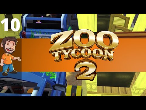 Flabaliki Plays: Zoo Tycoon 2 - Part 10
