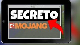 DESCOBERTO PROJETO SECRETO DA MOJANG ! MINECRAFT PE 0.17.0 - 1.0 (Minecraft Pocket Edition)