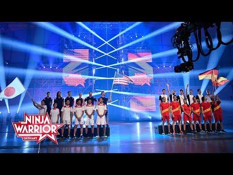 Ninja Warrior Germany 2019 | 4 Nationen Special - So 17.11. Bei RTL Und Online Bei TVNOW