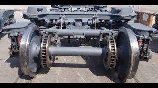 Periodic Overhauling of FIAT High Speed Railway Bogie  in the Workshop--Part II  Yadvendu