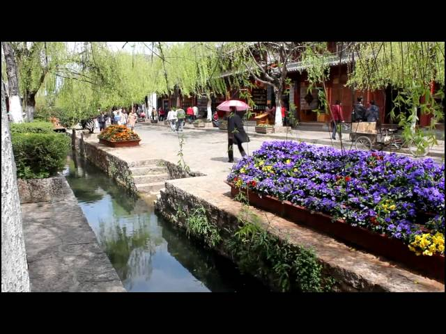 CHINA: Lijiang Old Town, Yunnan (丽江古城 - 云南)