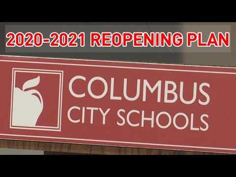 Columbus City Schools To Announce Reopening Plan