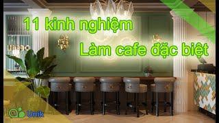 Bạn sẽ thành công trong kinh doanh quán cafe với 11 kinh nghiệm sau bài học kinh doanh đắt giá từ Mỹ