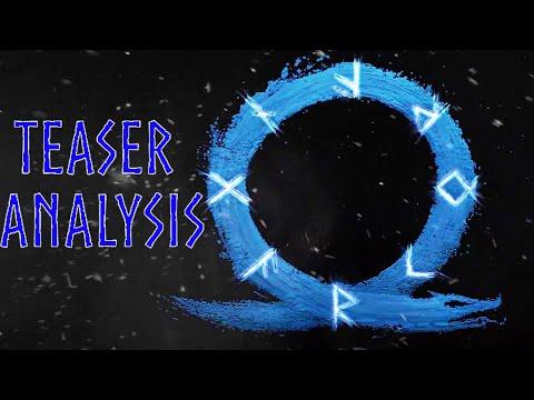 God of War Ragnarok Full Teaser Breakdown/Analysis
