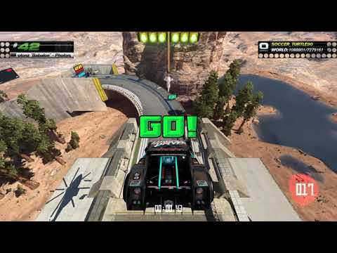 Trackmania Turbo | I'm bad at this game |