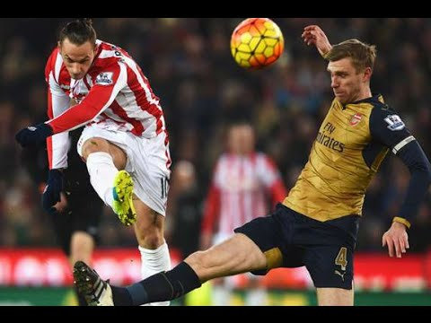 Stoke City vs Arsenal 0-0 Full Match Highlights HD 17/01/2016