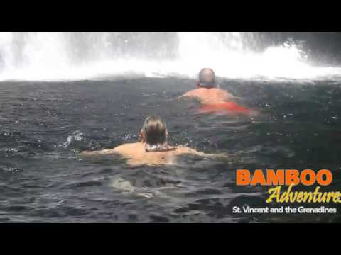 The Best Waterfall Tour in St. Vincent and the Grenadines