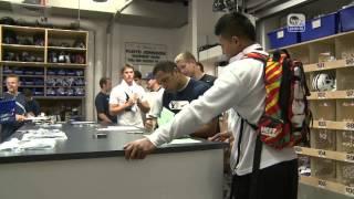 BYU Football Equipment Handout - Fall Camp 2013