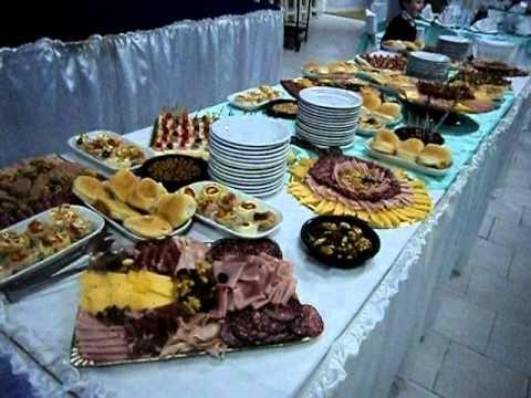 Mesas Buffet Decoradas