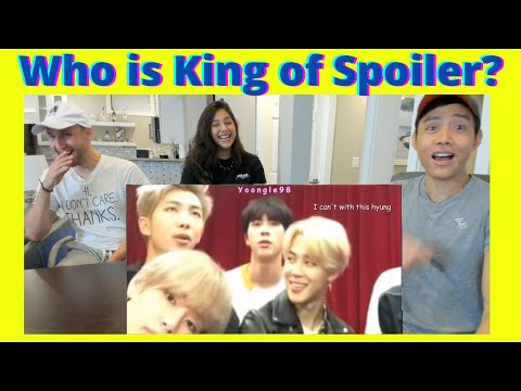 BTS (방탄소년단) - BTS Kings Of Spoiler Part 2 | Reaction Video by Reactions Unlimited
