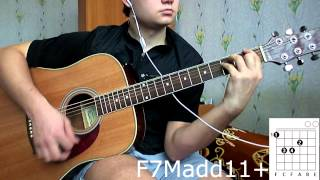 My song Angel Beats Parse the chords