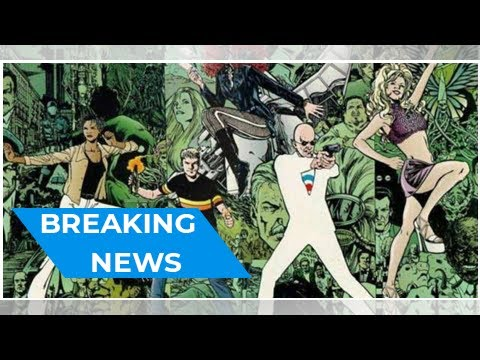 Grant Morrison Has Ideas For A 'The Invisibles' TV Show| Breaking News 2018