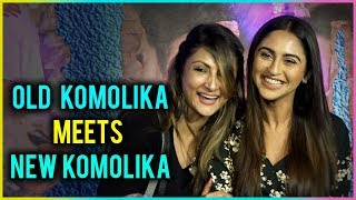 Krystle D'souza & Urvashi Dholakia HINT On Who Is NEW KOMOLIKA | INTERVIEW