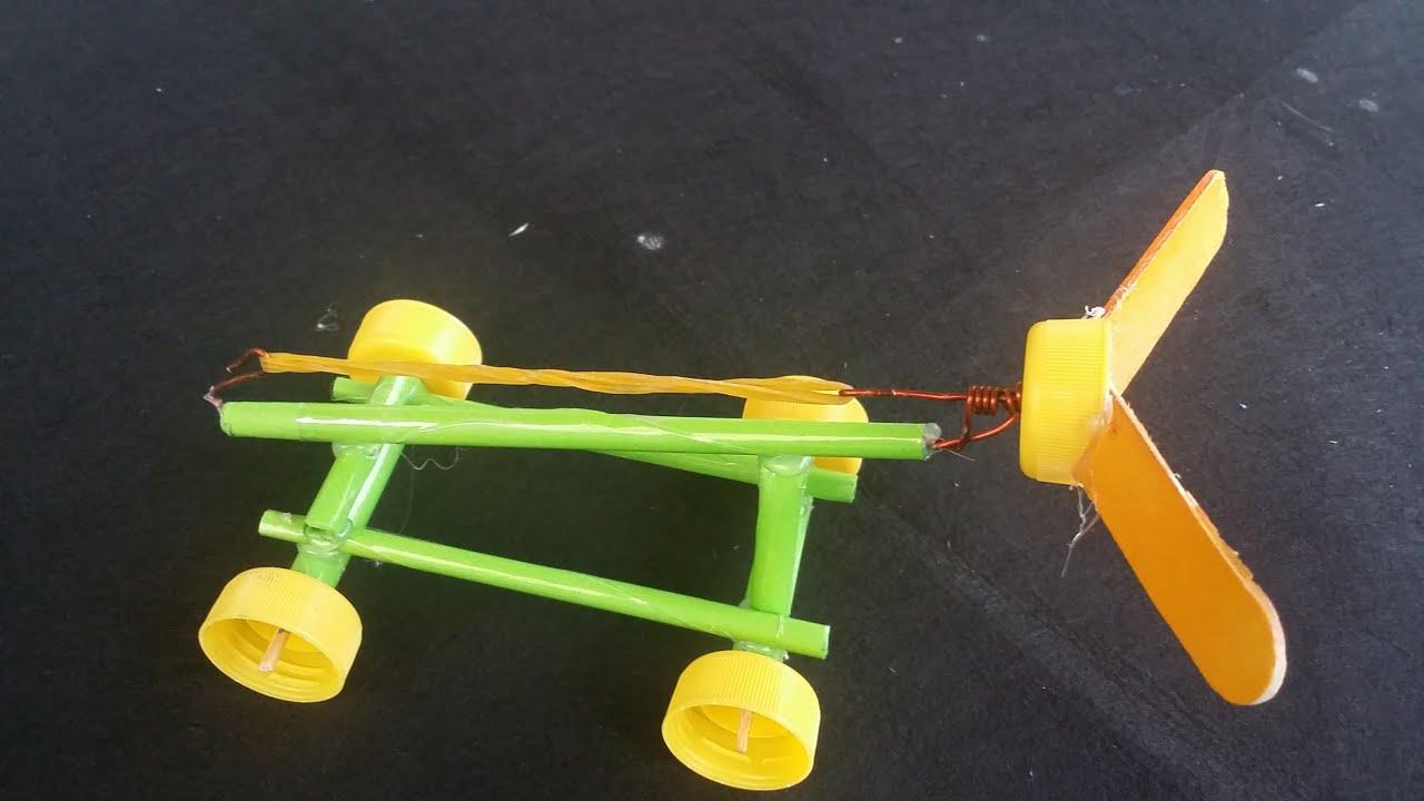 Come fare una macchina elastico alimentato modello di - Macchina per decorare carta ...