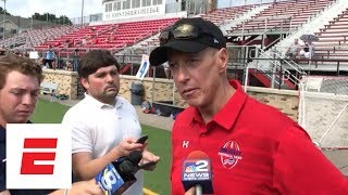 [Full] Jim Kelly: Receiving Jimmy V award at the ESPYS is 'humbling' | ESPN