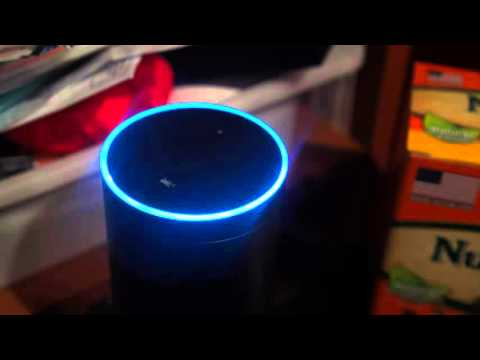 Alexa Reads from Wikipedia