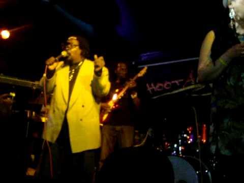 Tony Tuff & Sugar Minott at Hootananny 12Nov09 Pt 6