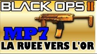 La ruée vers l'or | MP7 | Black ops 2 Episode 5 | SkyRRoZ