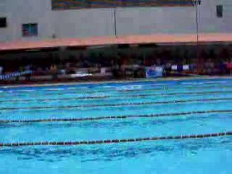 Marlon Galo 100m Breaststroke
