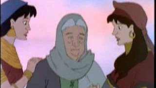 Animated Bible Story of Ruth On DVD