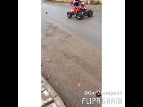 Drift Kvadracikl Moto Kvadro 200cc