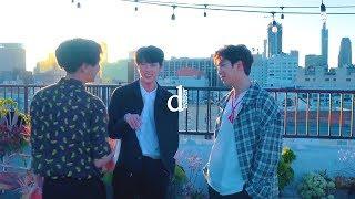 """[ⓓeaser:진&RM&제이홉] """"LA를 즐기라고!"""" 방탄소년단 (BTS)"""