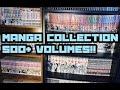 MANGA COLLECTION 2019   500+ VOLUMES