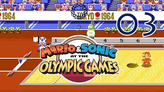 Mario & Sonic at the Olympic Games Tokyo 2020 - 03 (Story Mode)