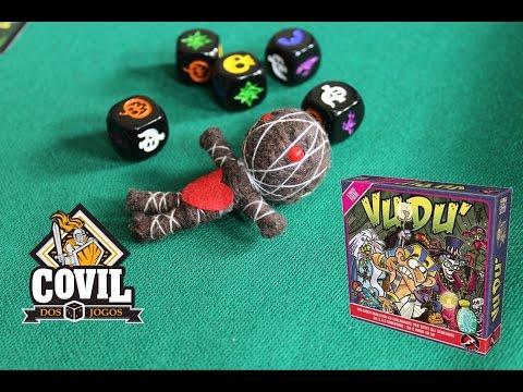 Covil dos Jogos - Review e Gameplay Vudu