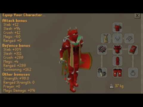 osrs dragon armour