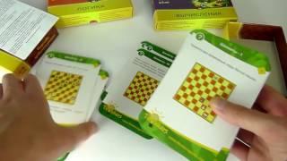 Набор Thinkers Шах и Мат для детей 6-9 лет. Обзор и правила игры Thinkers Шах и мат.