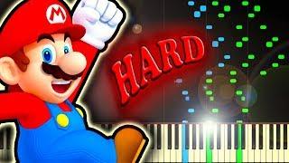 Ultimate Super Mario Bros Medley Piano Tutorial.mp3