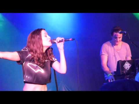 Dragonette  - Stupid Grin (The Roxy, Los Angeles CA 11/19/15)