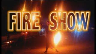 Супер Фаер Шоу на Свадьбе / Wedding Fire Show