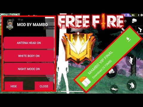 CARA CHEAT FREE FIRE TERBARU TANPA GAME GUARDIAN MOD MENU VIP TERBARU V.1.46.5 - 동영상