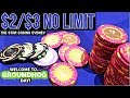 THREE-WAY ALL IN POKER ACTION! - Poker Vlog #43