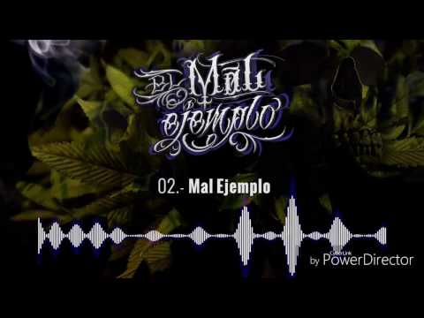Santa Grifa//el Mal Ejemplo Vol.3//disco Completo