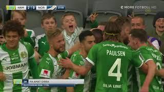 Pa Dibbas otroliga soloprestation (Hammarby 2-1 IFK Norrköping 2018)