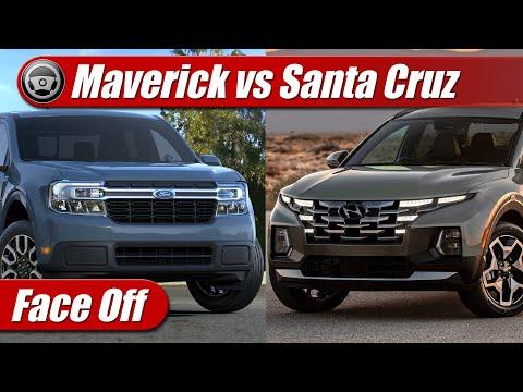 Face Off: Ford Maverick vs Hyundai Santa Cruz