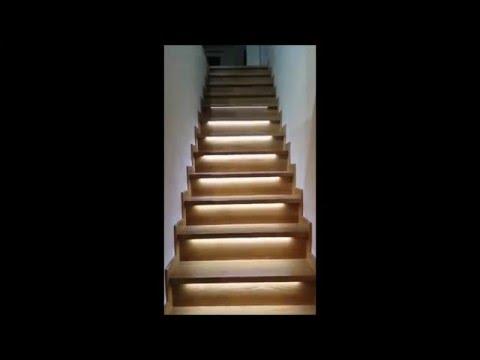 Inteligentne Oświetlenie Schodów Led By Arduino Krzykam