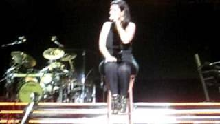 "Laura Pausini [ Primavera Anticipada World Tour 09 ] ""Del modo más sincero"""