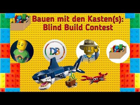 Bauen Mit Den Kastens Blind Build Contest Lego Creator 31088 Bewohner Der Tiefsee