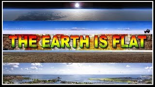 The Earth Is Flat by Jaba & Friends (Relaxing Flat Earth Reggae Music)