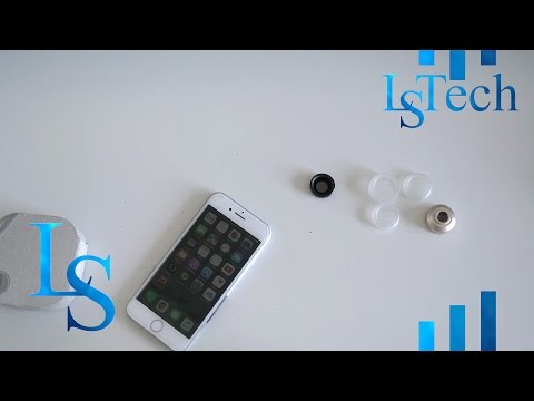 Momax 4 in 1 Phone Camera Lens Kit   Unboxing