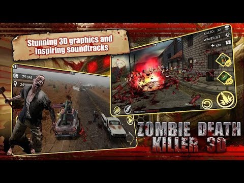 Zombie Highway 3D - Let's NOT Play: Android Garbage #11 - Ultra-Magnetic Zoomie Zombies