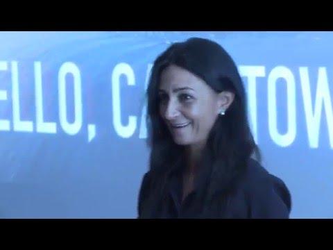 Alberta Soranzo - We're just like superheroes